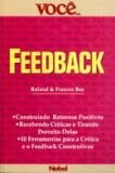 FEEDBACK (COLECAO VOCE S.A.)