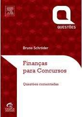 FINANCAS PARA CONCURSOS - COL. QUESTOES COMENTADAS