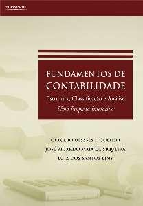 FUNDAMENTOS DE CONTABILIDADE: ESTRUTURA, CLASSIFICACAO E ANALISE - UMA PROP