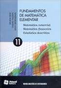 FUNDAMENTOS DE MATEMATICA ELEMENTAR - VOL. 11