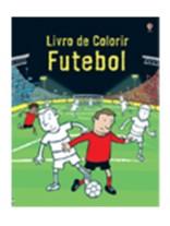 FUTEBOL: LIVRO DE COLORIR