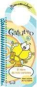 GATURRO - LIVRO DOS MEUS CARTOES - AZUL