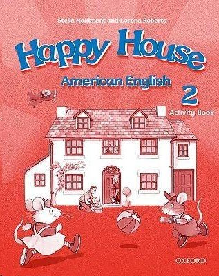 HAPPY HOUSE 2 AMERICAN ENGLISH AB