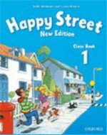 HAPPY STREET 1 (NEW EDITION) ACTIVITY BOOK WITH MULTIROM
