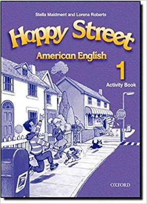 HAPPY STREET 1 AMERICAN ENGLISH AB