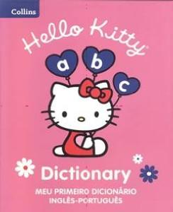 HELLO KITTY: MEU PRIMEIRO DICIONARIO INGLES-PORTUGUES