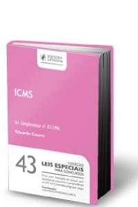 ICMS- COL - LEIS ESPECIAIS PARA CONCURSOS - VOL.43