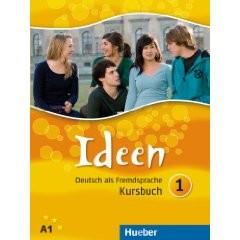 IDEEN DEUTSCH ALS FREMDSPRACHE - 1 - KURSBUCH - COL. IDEEN
