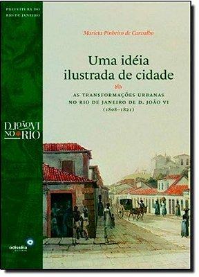 IDEIA ILUSTRADA DE CIDADE, UMA