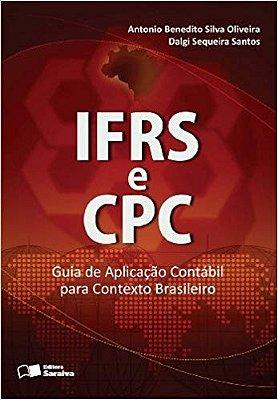 IFRS E CPC - GUIA DE APLICACAO CONTABIL PARA CONTEXTO BRASILEIRO