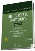 INSTITUICOES DE DIREITO CIVIL - VOL. III - CONTRATOS