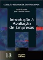 INTRODUCAOA AVALIACAO DE EMPRESAS - VOL. 13 - COL. RESUMOS DE CONTABILIDADE