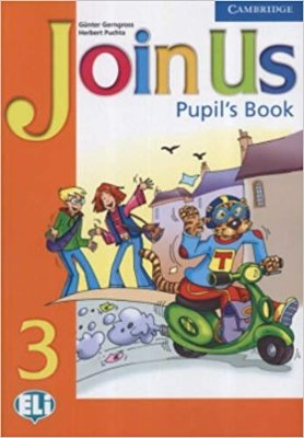 JOIN US 3 PUPILS BOOK