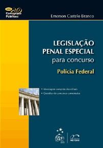 LEGISLACAO PENAL ESPECIAL PARA CONCURSOS - POLICIA FEDERAL