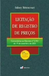 LICITACAO DE REGISTRO DE PRECOS