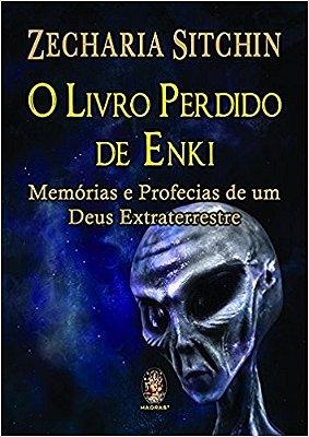 LIVRO PERDIDO DE ENKI, O
