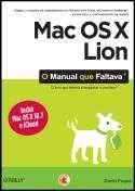 MAC OS X LION - COL. O MANUAL QUE FALTAVA