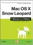 MAC OS X SNOW LEOPARD - O MANUAL QUE FALTAVA