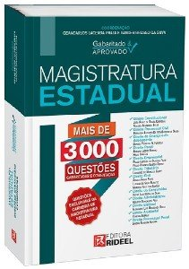 MAGISTRATURA ESTADUAL - COL.GABARITO E APROVADO
