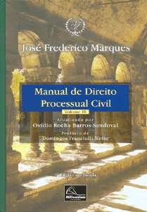 MANUAL DE DIREITO PROCESSUAL CIVIL - VOL 3