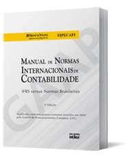 MANUAL DE NORMAS INTERNACIONAIS DE CONTABILIDADE- IFRS VERSUS NORMAS BRASIL