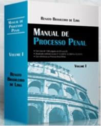 MANUAL DE PROCESSO PENAL - VOL 1