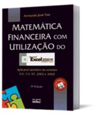 MATEMATICA FINANCEIRA COM UTILIZACAO DO EXCEL 2000