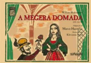MEGERA DOMADA - A - COL. CLASSICOS EM CORDEL
