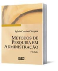 METODOS DE PESQUISA EM ADMINISTRACAO