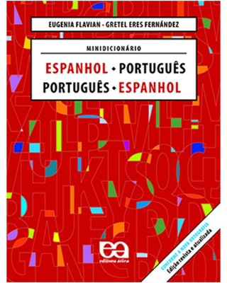 MINIDICIONARIO ESPANHOL-PORTUGUES/ PORTUGUES-ESPANHOL