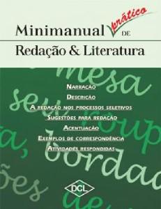 MINIMANUAL PRATICO DE REDACAO E LITERATURA - COL. MINIMANUAIS