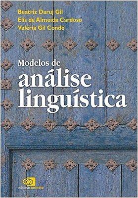 MODELOS DE ANALISE LINGUISTICA