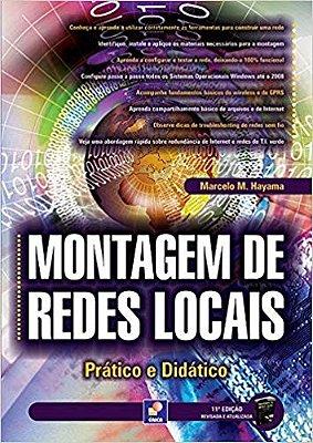 MONTAGEM DE REDES LOCAIS - PRATICO E DIDATICO