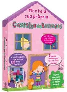 MONTE SUA PROPRIA CASINHA DE BONECAS