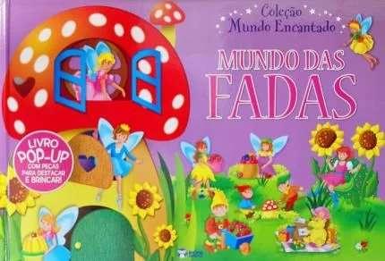 MUNDO DAS FADAS - COL. MUNDO ENCANTADO