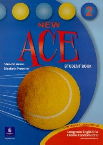 NEW ACE  2 STUDENT BOOK