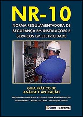 NR-10 - GUIA PRATICO DE ANALISE E APLICACAO