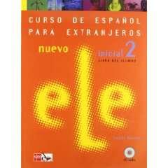 NUEVO ELE INICIAL 2 LIBRO DEL ALUMNO + CD 06 (ALUMNO)
