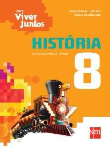 PARA VIVER JUNTOS HISTORIA - 8 ANO