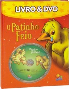 PATINHO FEIO, O - COL. CLASSICOS PARA SONHAR