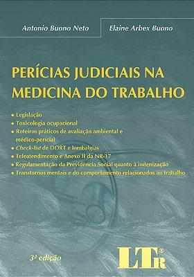 PERICIAS JUDICIAIS NA MEDICINA DO TRABALHO