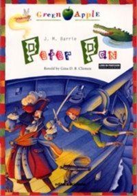 PETER PAN - COL. GREEN APPLE