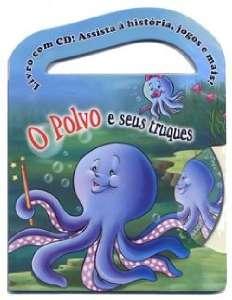 POLVO E SEUS TRUQUES, O - LIVRO COM CD