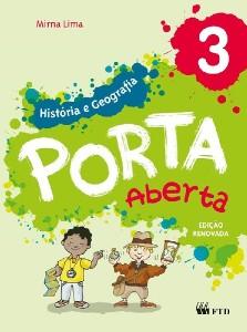 PORTA ABERTA HISTORIA E GEOGRAFIA 3 ANO - COL.PORTA ABERTA