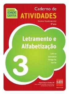 PORTUGUES - CADERNO DE ATIVIDADES - 3 ANO