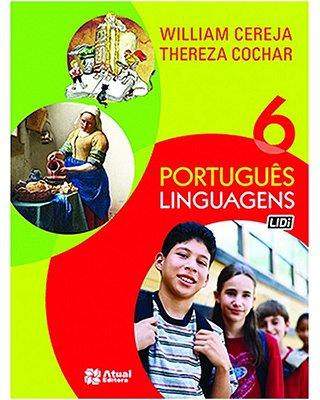 PORTUGUES - LINGUAGENS - 6 ANO