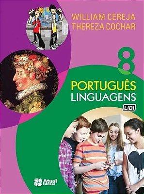 PORTUGUES - LINGUAGENS - 8 ANO