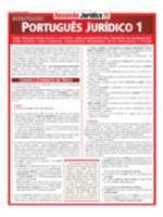 PORTUGUES JURIDICO - VOL.1 - RESUMAO