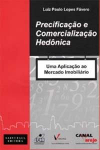 PRECIFICACAO E COMERCIALIZACAO HEDONICA
