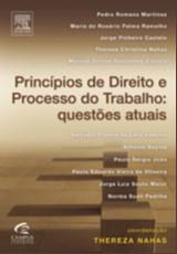 PRINCIPIOS DE DIREITO E PROCESSO DO TRABALHO - QUESTOES ATUAIS